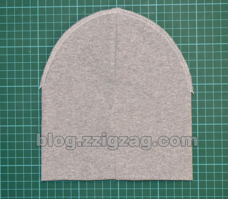 Как сшить шапку и снуд из трикотажа в стиле Family Look своими руками 31