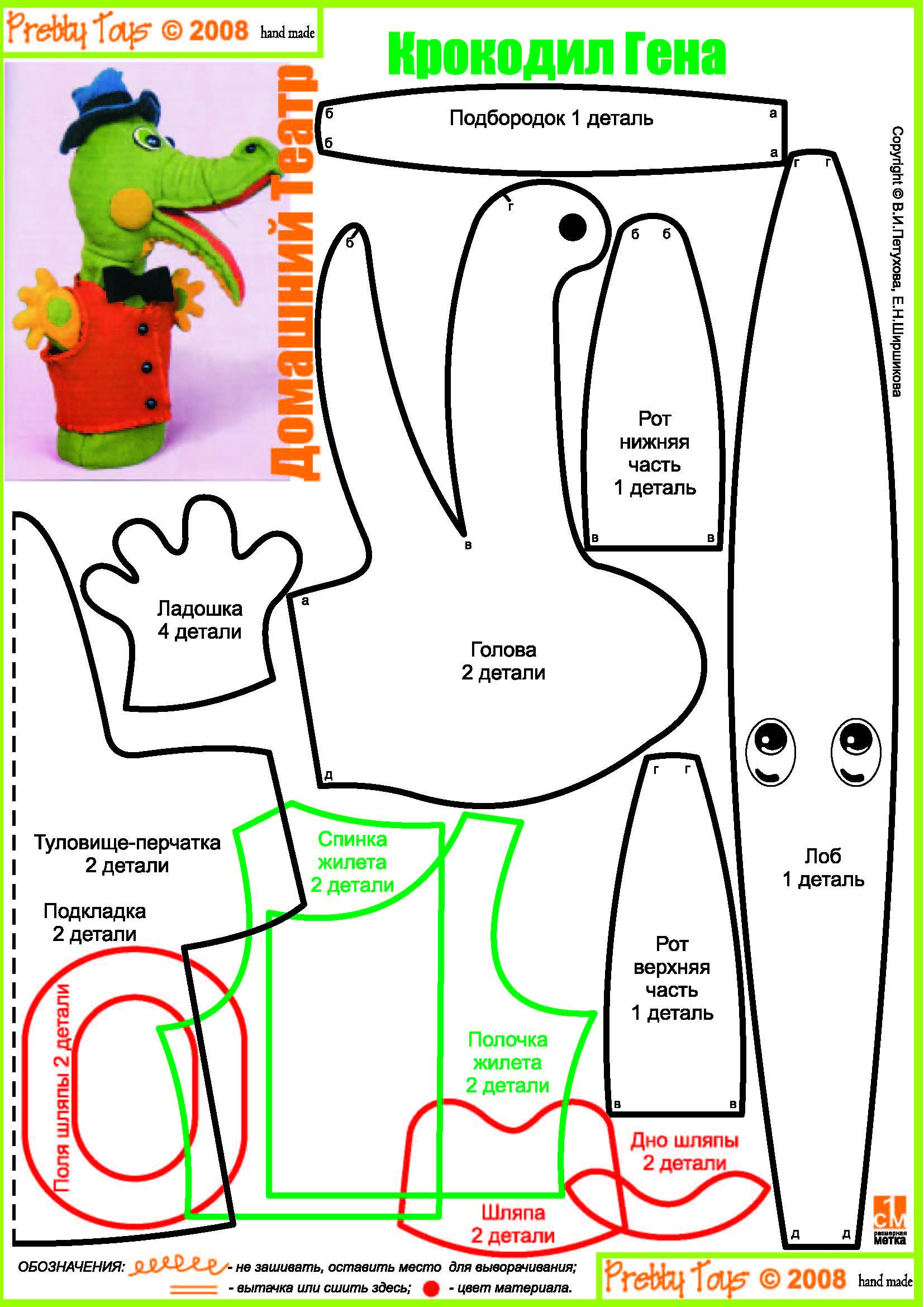 Куклы своими руками для кукольного театра для детей