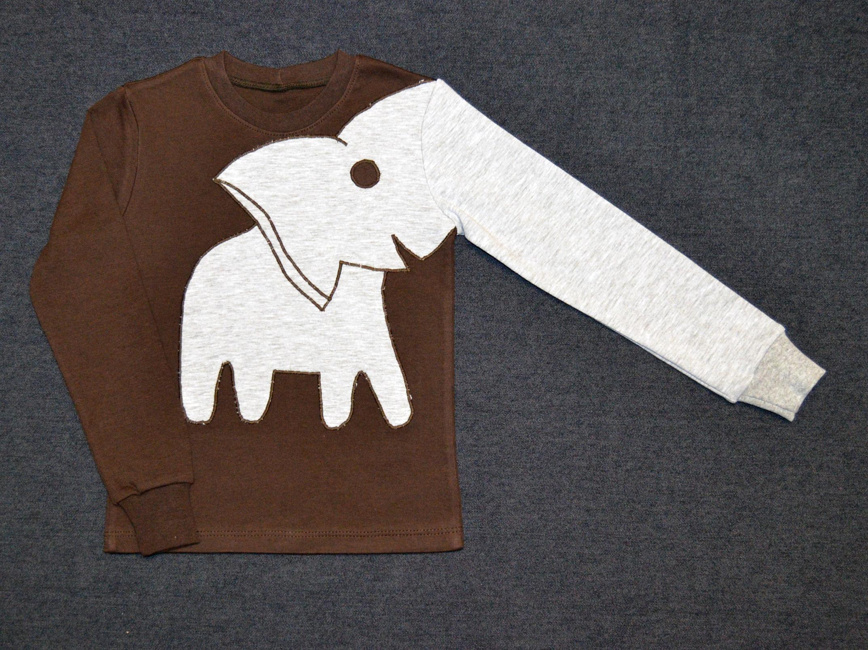 Выкройки детской одежды из трикотажа